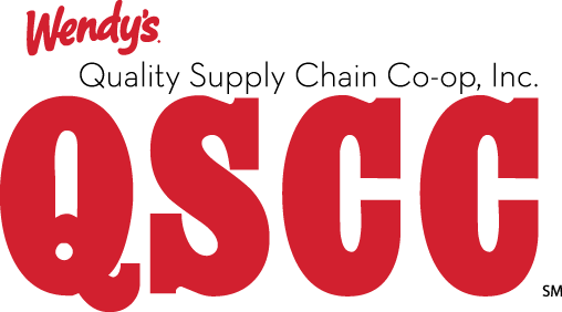 Quality Supply Chain Co-Op Wendy's